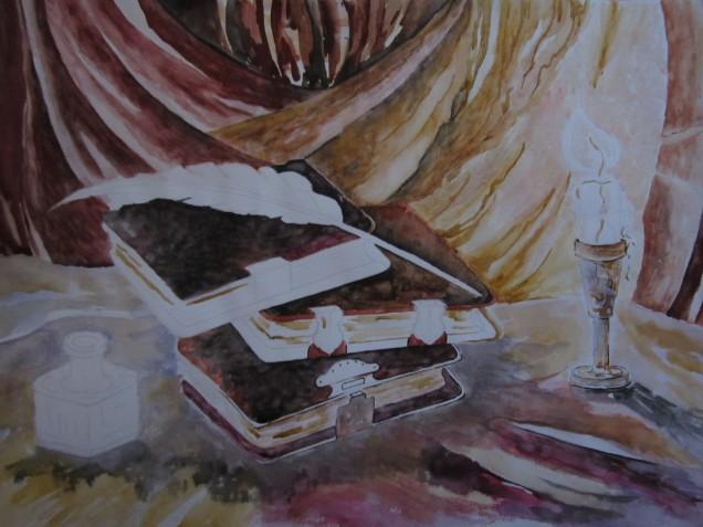 Картина Ивасютиной Оксаны